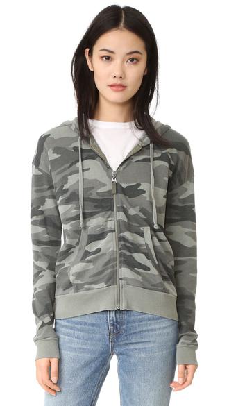 jacket fashion clothes camo hoodie sweatshirt splendid lightweight silk saree top shopbop