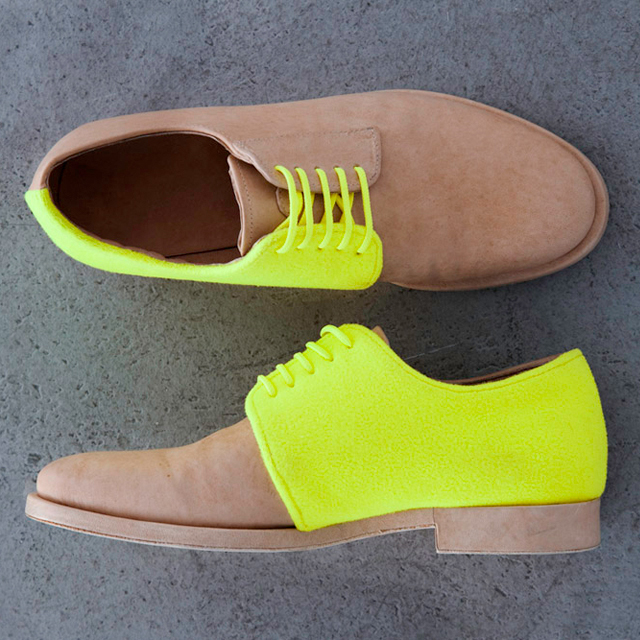 Men's Footwear Spring 2012 Lineup — KNSTRCT - Carefully Curated Design News