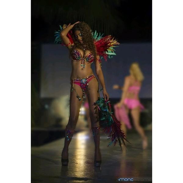 swimwear carnival samba
