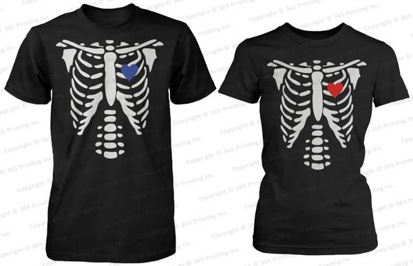 halloween halloween costume halloween costume halloween couple shirts x-ray x-ray shirts x-ray design skeleton design skeleton shirts couple shirts matching couples matching couples his and hers shirts his and hers gifts shirt