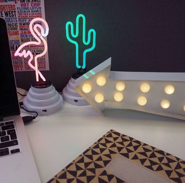 Home Accessory Home Decor Home Furniture Furniture Neon Neon Light Light Accessories Accessory Housewares Decoration Decoration Accessory Dorm Decoration Room Decorations Lamp For Party Wheretoget