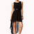Sleeveless High-Low Dress w/ Belt | FOREVER21 - 2052287825