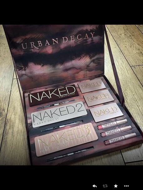 Make Up Naked Urban Decay Gift Ideas Gifts For Girlfriend Wheretoget