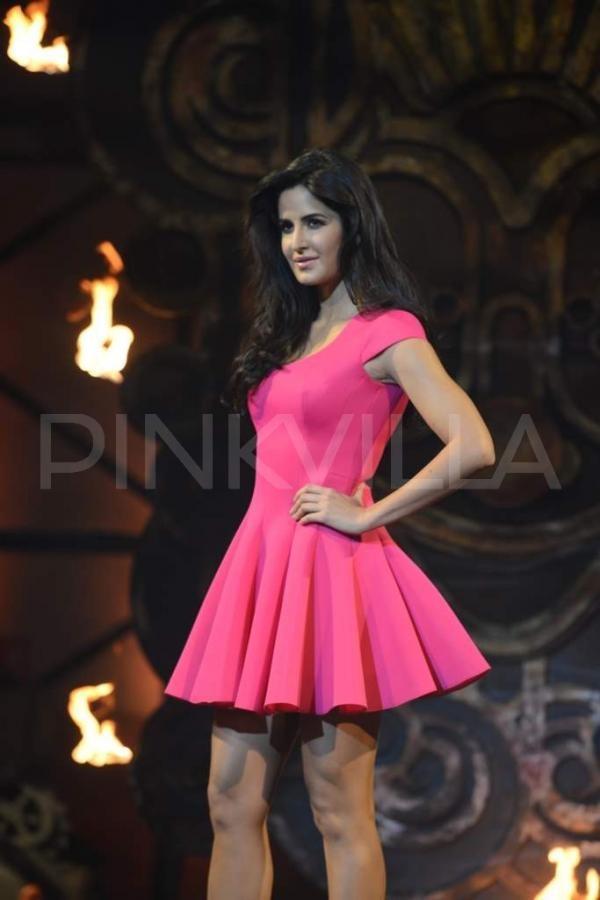dress pretty in pink katrina kaif