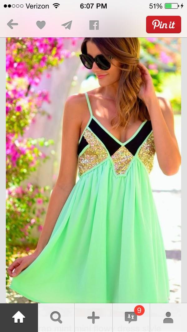 dress mint summer dress summer dress cute dress cute top pants