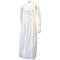 Calypso luciana dress in white - zoe