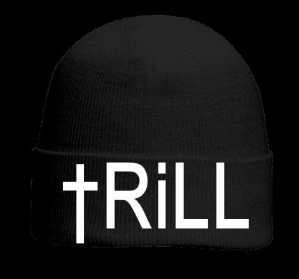 TRILL - Otto Beanie 82-480 - 82-4802047 - Custom Heat Pressed - CustomPlanet.com