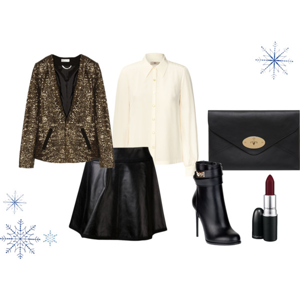 Holiday Party Outfit - Polyvore