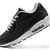 Nike Air Max 2011 Mens Leather Running Shoes - All-Black [air_max001001] - $74.50 : Official Sport Shoe For Sales