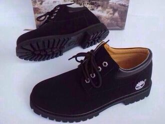 shoes timberlands timberlands boots black creativity low top sneakers sneakers style low top trendy