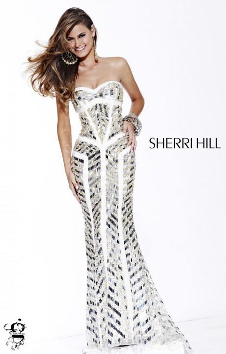Sherri Hill 2813 Prom Dress
