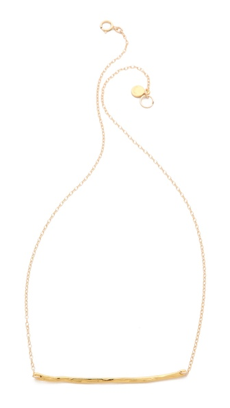 Gorjana Taner Bar Necklace | SHOPBOP