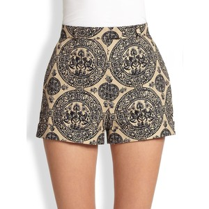 Patterned Shorts - Shop for Patterned Shorts on Polyvore