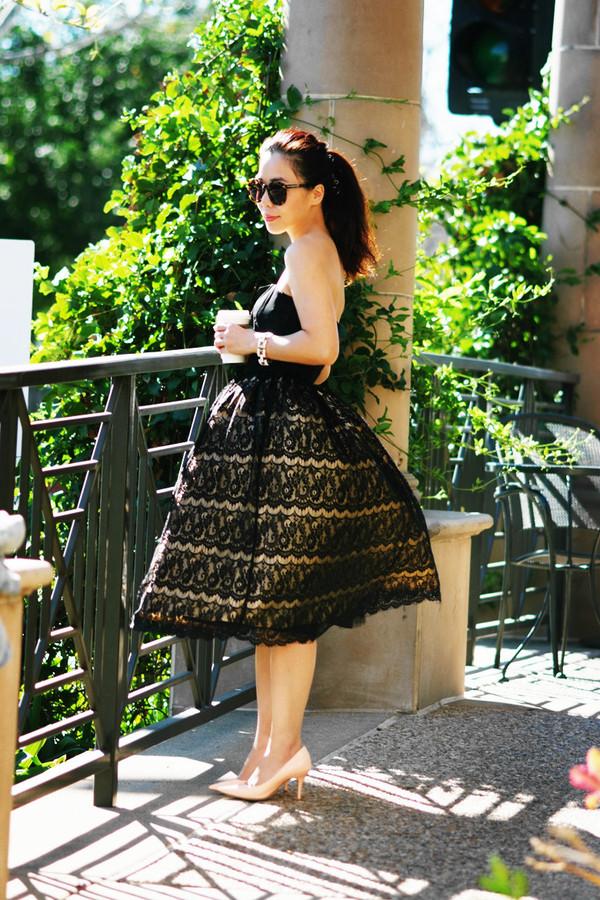 hallie daily dress shoes jacket sunglasses jewels
