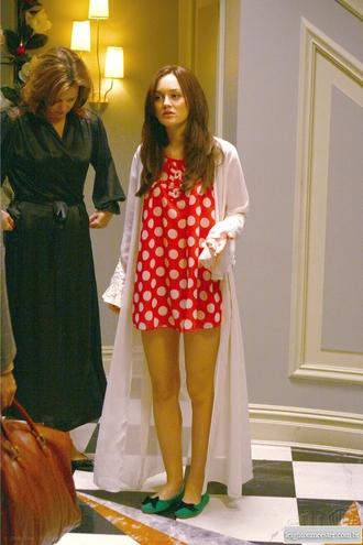 pajamas robe gossip girl blair blair waldorf leighton meester ojs victoria's secret jacket