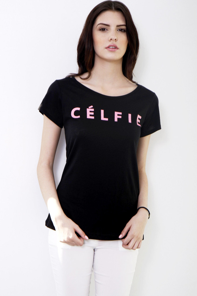 Check Yo' Célfie Tee | Obsezz