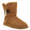 Ugg australia bailey button chestnut shoes - womens ankle boots shoes - office shoes
