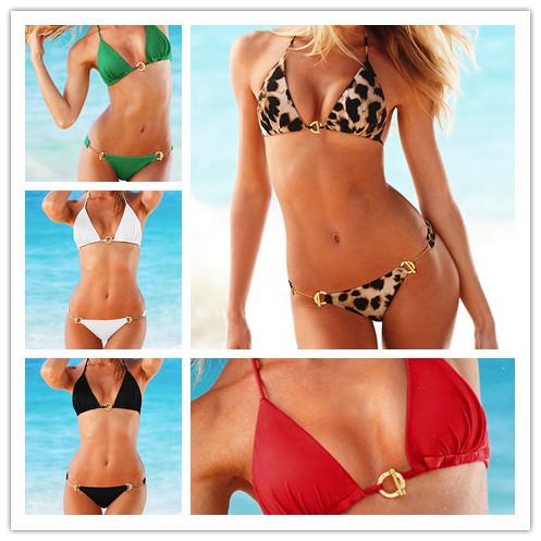 2014 NEW sexy swimsuit bikini brazilian swim suit swimwear women elegant allure bikini sets top and bottom 143-in Bikinis Set from Apparel & Accessories on Aliexpress.com