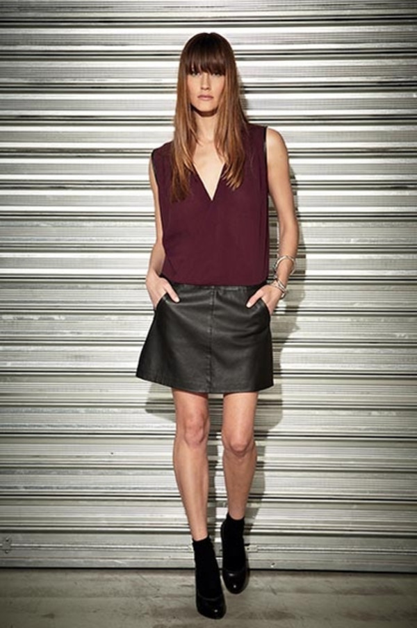 dress lookbook fashion berenice shoes