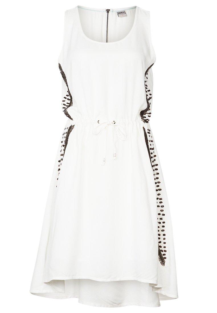 Object GORGINA EX - Summer dress - white - Zalando.co.uk