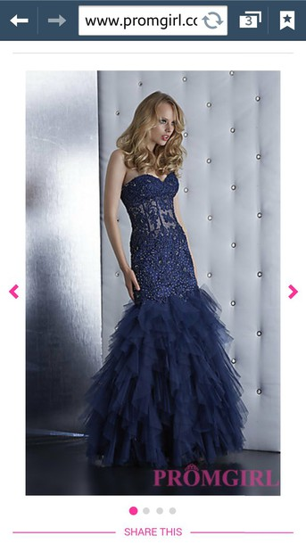 dress navy jasz corset dress sparkly dress see through dress