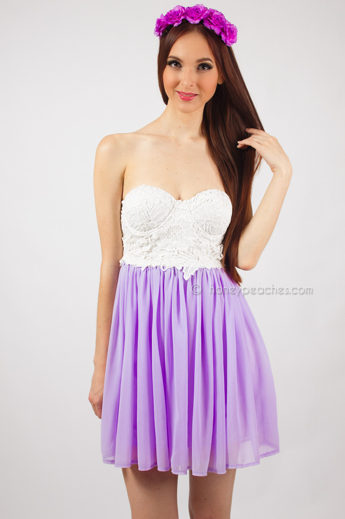 You Belong With Me Dress – Honey Peaches