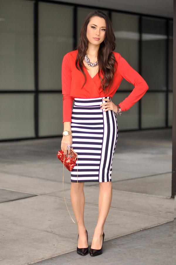 hapa time blouse skirt bag shoes jewels