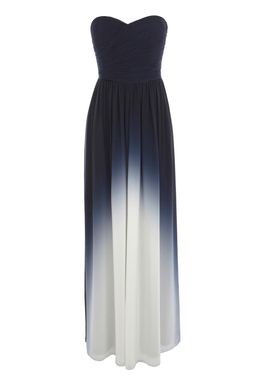 Sale Dresses | Blues SHEENA DIP DYE MAXI  | Coast Stores Limited