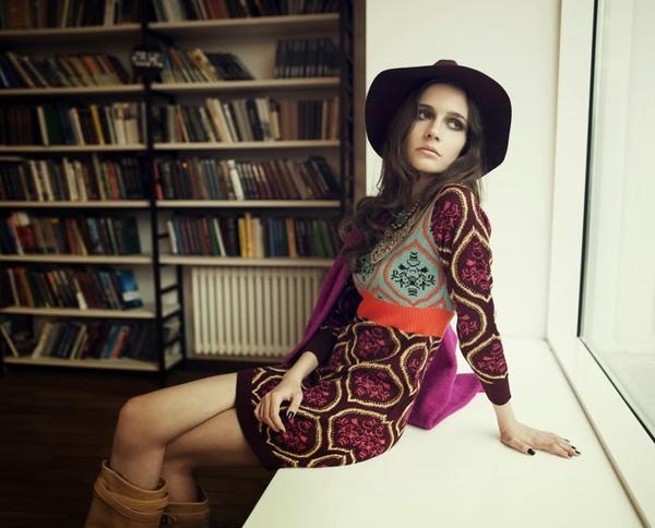 oh my blog dress t-shirt coat hat shoes jewels