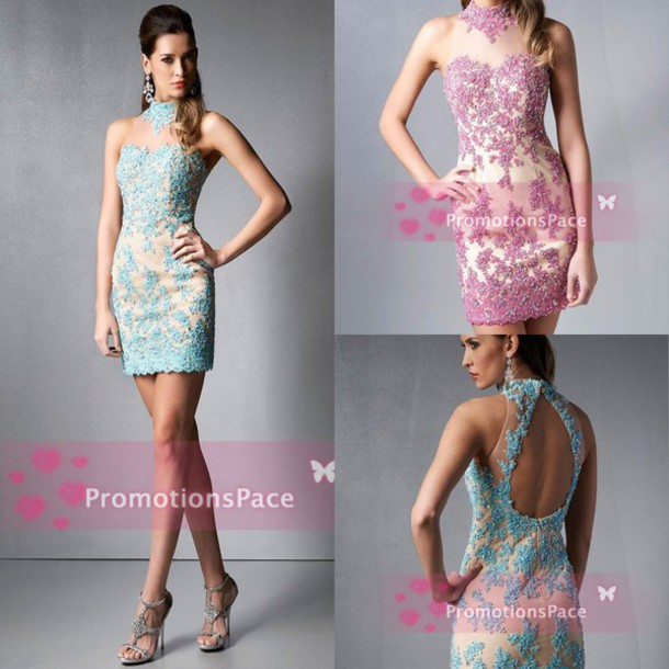 Designers Party Short Dresses