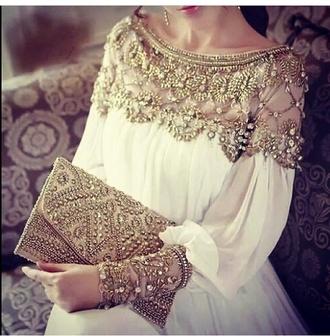 dress kaftan dress kaftan embellished dress white dress