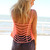 Pink Tank Top - Neon Pink Sleeveless Tank with | UsTrendy