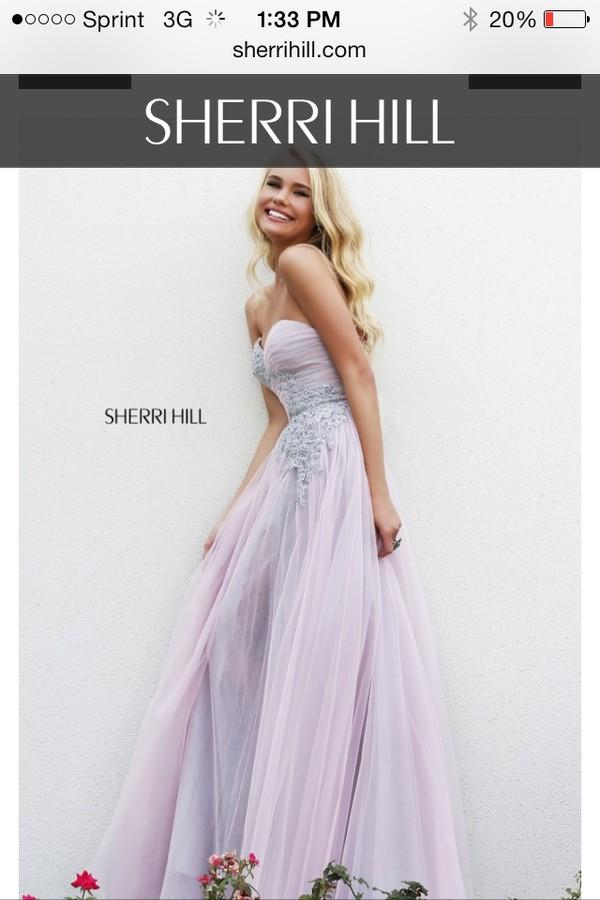 dress dress prom blonde