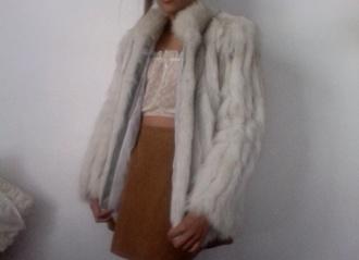 tumblr jacket clothes comfy fur soft shopping
