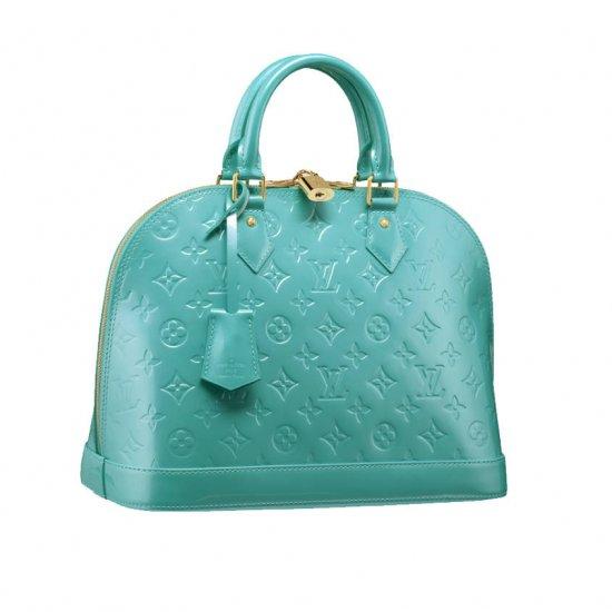 Sac Louis Vuitton Alma M91694 Bleu Lagon Soldes Pas Cher,Sacs Louis Vuitton Femme Belgique