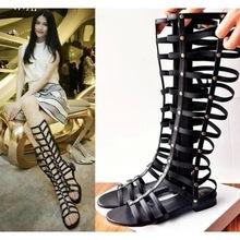 Shop gladiator knee sandal online - Buy gladiator knee sandal for unbeatable low prices on AliExpress.com