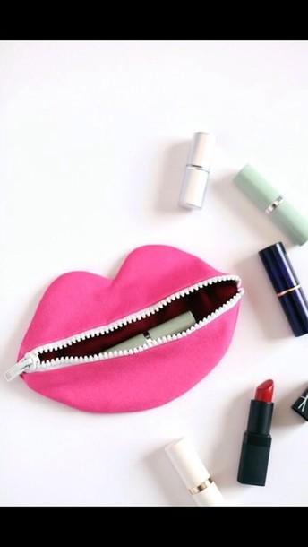 bag makeup bag