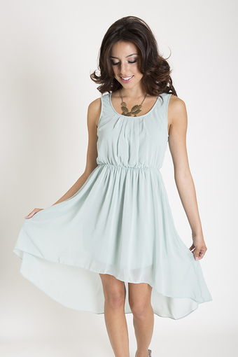 Mint to Be with Me Dress - TrendyBlendy