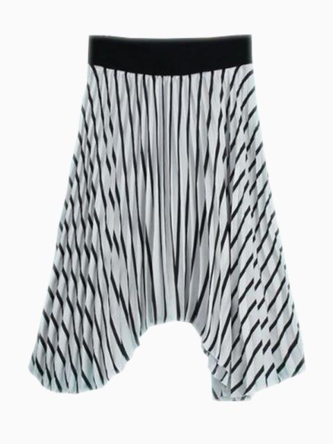 Stripe Bouffancy Skirt | Choies