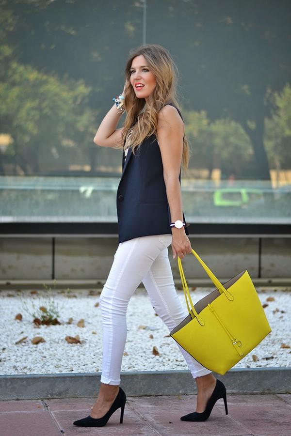 mi aventura con la moda top jeans t-shirt jewels bag shoes