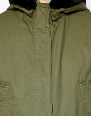 Selected   Selected Deggan Short Jacket at ASOS