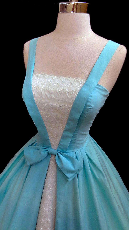 Famous Fifties Party Dress Vignette - All Wedding Dresses ...