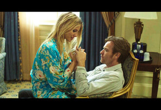 underwear robe kimono blue kimono the beginners mélanie laurent