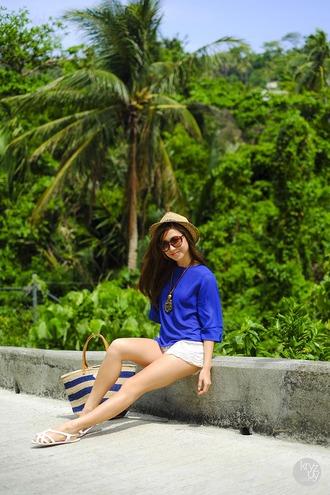 kryzuy t-shirt hat shoes bag shorts jewels