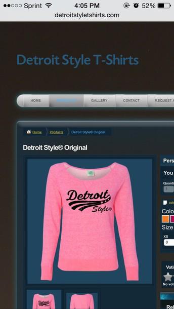 sweater detroitstyletshirts.com