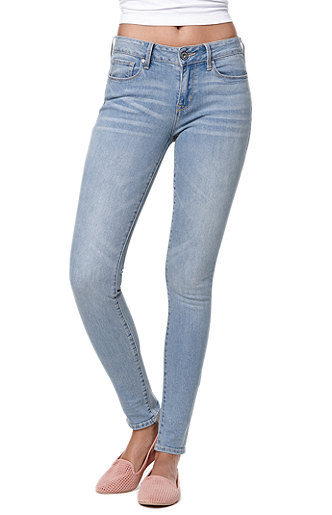 Bullhead Denim Co Marley Blue Skinniest Jeans at PacSun.com