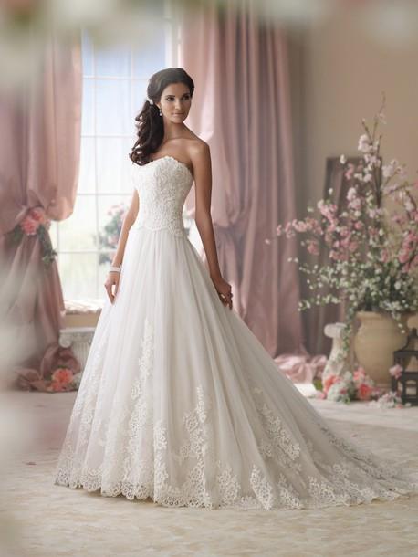 dress ウェディングドレス 最新のデザイン aライン