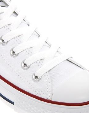 Converse | Zapatillas de lona All Star Ox de Converse en ASOS