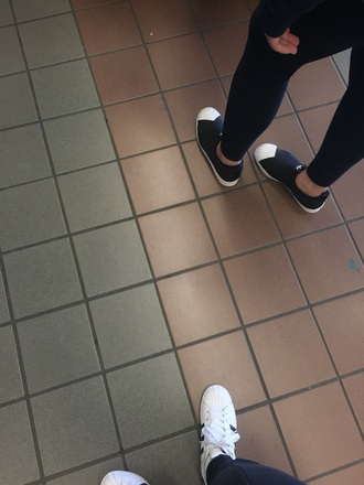 shoes black adidas elastic
