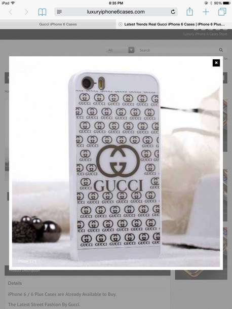 phone cover gucci